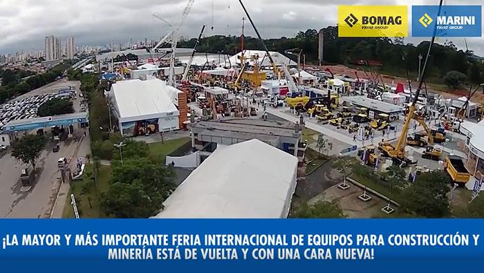 M&T EXPO «La Mayor y Más Importante Feria Internacional de Equipos para Construcción y Minería»