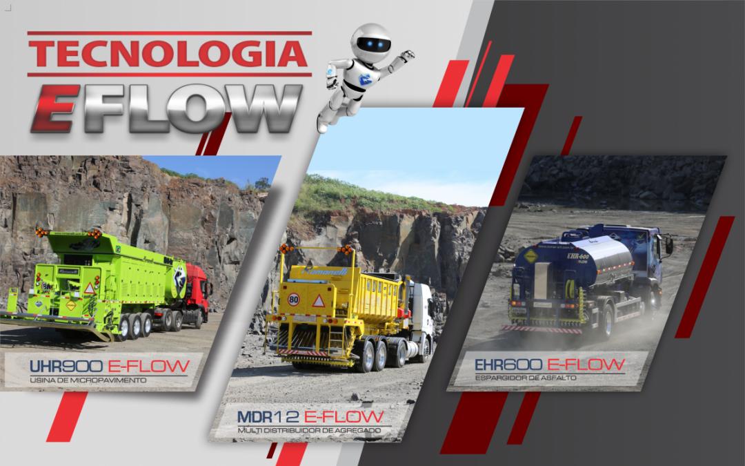 SISTEMA E-FLOW: TECNOLOGÍA Y PRODUCTIVIDAD