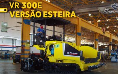 Extendedora Romanelli VR 300 E e VR 300 P